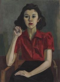 Portrait (Roberta Johnson Roensch)